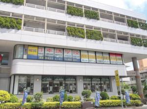 日本語学校外観